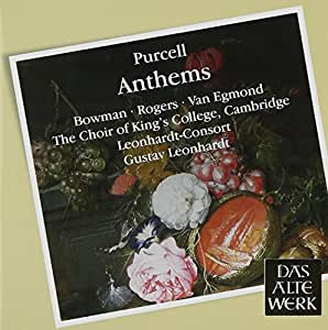 Purcell : Anthems
