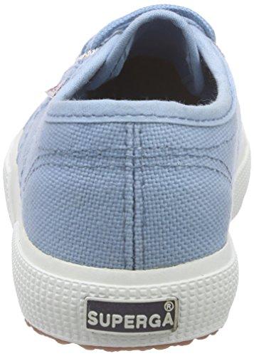 Superga2750 Jcot Classic - Scarpe da Ginnastica Basse Unisex – Bambini Blu (Blau (02Y))