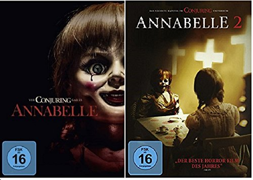 Annabelle Teil 1+2 [DVD Set]