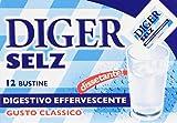Diger selz digestivo effervescente gusto classico bustine da 3.5g 12 bustine (1000035149)