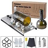 Kalawen Bottle Cutters Tool Kit Wine Bottles Cutter Beer Bottle Cutter for Cutting