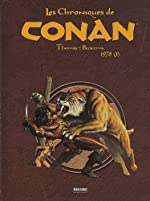 Les Chroniques de Conan, Tome 1 - 1978 de Roy Thomas