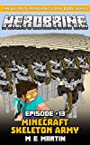 #9: HEROBRINE Episode 13: Minecraft Skeleton Army (Herobrine Comic Book Series)