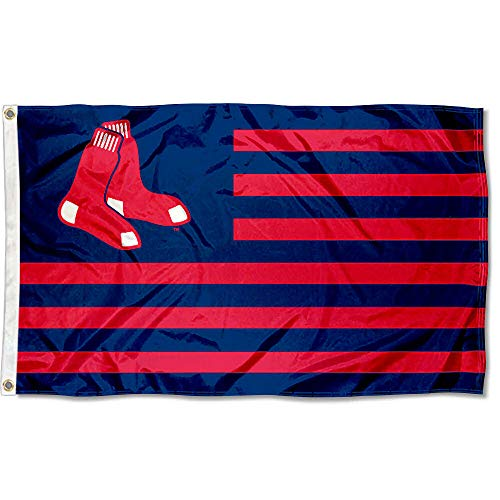 Wincraft MLB Boston Red Sox Nation Flagge 3x 5Banner