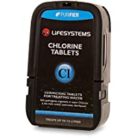 Lifesystems - Chlorine Tablets 72 Tablets, Color 0