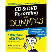 [ { CD and DVD Recording for Dummies (Revised) } ] BY ( Author ) Mar-2004 [ Paperback ]