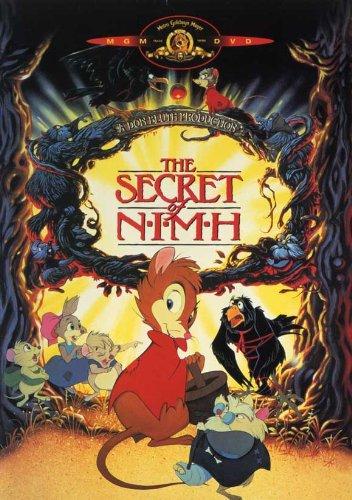 The Secret of NIMH Plakat Movie Poster (11 x 17 Inches - 28cm x 44cm) (1982) C