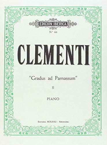 Gradus ad Parnassum Vol.II