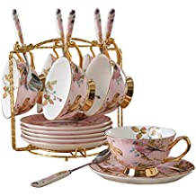 Juego De Café De Porcelana De Hueso/Juego De Té, Cerámica/Hecho A