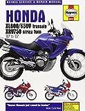 Honda XL600/650V Transalp and XRV750 Africa Twin Service and Repair Manual: 1987 to 2007 (Haynes Service and Repair Manuals)