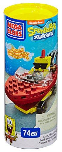 pongebob Schwammkopf - Flitzer (Spongebob Mit Sonnenbrille)