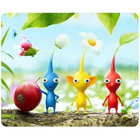 Pikmin Game 3 Rectangle Mouse Pad by eeMuse