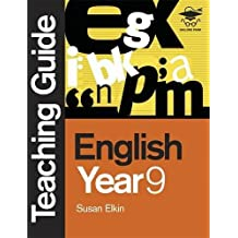 English Year 9 Teaching Guide (Pack of 54 Copies)