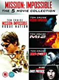 Mission Impossible 1-5 Box [DVD-AUDIO]
