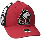 NCAA Arkansas State Indians Men's City Structured Flex with Meshback, Red, Large/X-Large