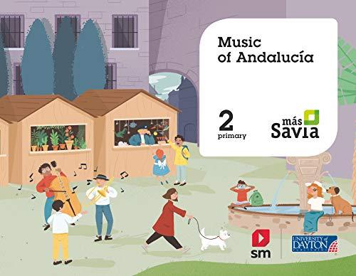 Music 2 Primary Más Savia Andalucía