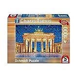 Schmidt Spiele Puzzle 59578 Berlin, Charis Tsevis, 1000 Teile