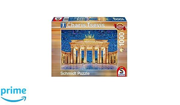 Puzzles Puzzle Charis Tsevis 1000 Teile Spiel Deutsch 2017 Puzzles & Geduldspiele Berlin