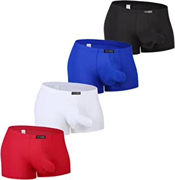 Sexy Men's G-string Thong Underwear Mesh Low Rise Bikini Briefs Pants Pack of 6