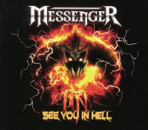 See You in Hell (Limited Digipak inkl. Bonus Track) (Edition Limited Messenger)