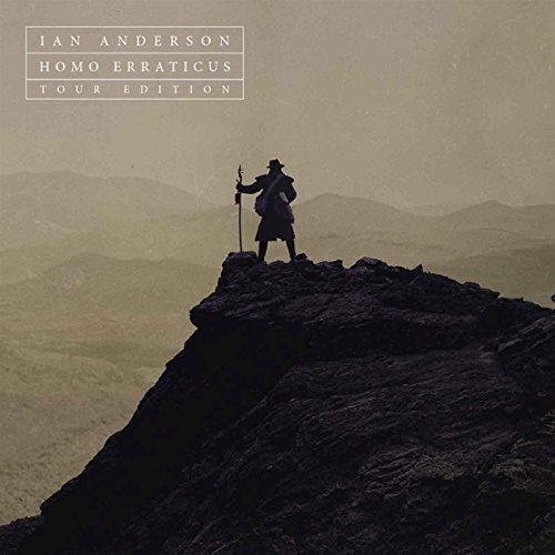 Ian Anderson: Homo Erraticus (Limited Tour Edition) (Audio CD)