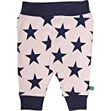 Fred's World by Green Cotton Baby-Mädchen Hose Star Funky Pants, Pink (Rose 014130901), 104