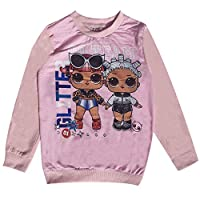 April Clothing LOL Surprise Dolls Girls Sweater Jumper Jogging Top 12 Years