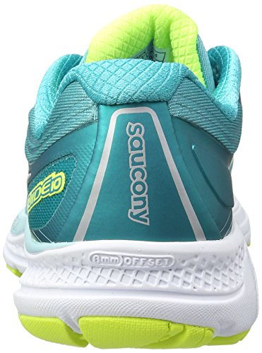 Saucony Guide 10 W, Chaussures de Running Compétition Femme Bleu