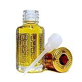 Mukhallat Khaleeej Huile parfumée Musky 6 ml Bouteille par Luxury Scent Premium Qualité unisexe