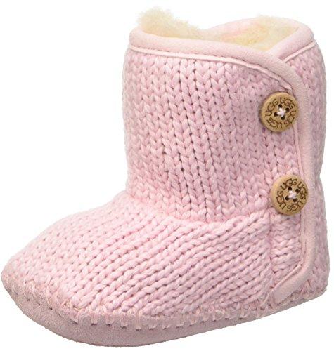 ugg-purl-zapatos-de-bebe-para-bebes-rosa-baby-pink-0-6-meses-eu