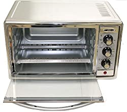 New Oster TSSTTVRB05-NP 6-slice Brushed Stainless Steel Convection Toaster Oven