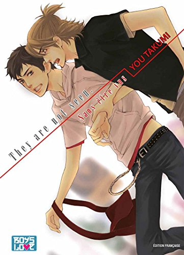 They are Not Seen - Livre (Manga) - Yaoi