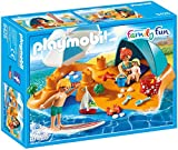 Playmobil- Familia en la Playa Juguete, (geobra Brandstätter 9425)