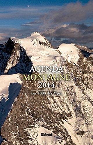 Agenda montagne 2014: les 4000 des Alpes