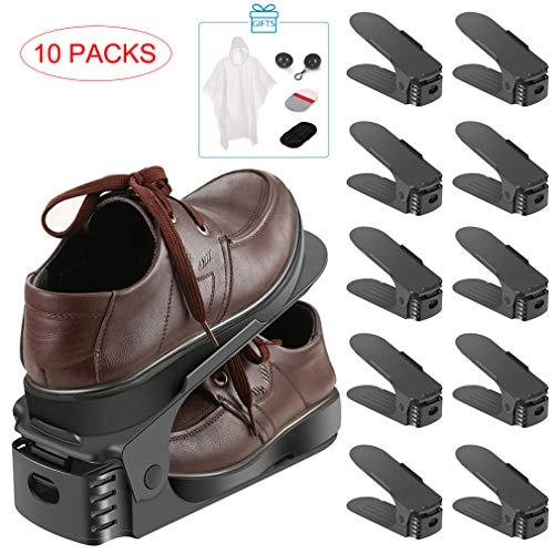Organizador Zapatos, HOBFU 8 PACKS Creativo Organizador