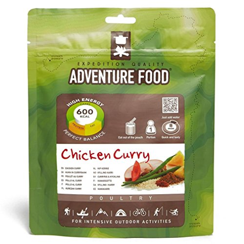 Adventure Food Chicken Curry 143 g