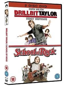 Drillbit Taylor/School Of Rock [DVD]