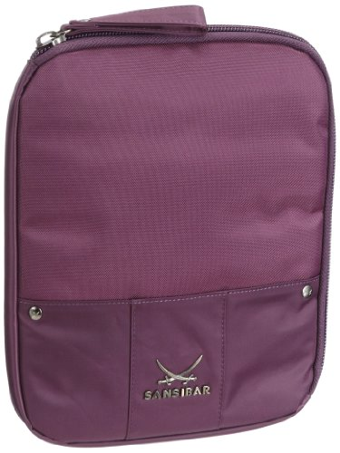 Sansibar Calima B-506 CA 38, Custodia per tablet e lettori di eBook unisex adulto, 22 x 28 x 2 cm (L x A x P) Viola (Violett (aubergine))