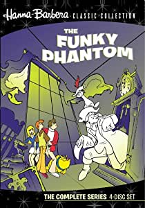 The Funky Phantom (1971) - WB Archive Collection (4 DVDs)