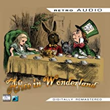 Alice in Wonderland (Retro Audio)
