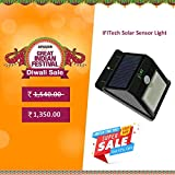 #10: IFITech Solar Sensor Light