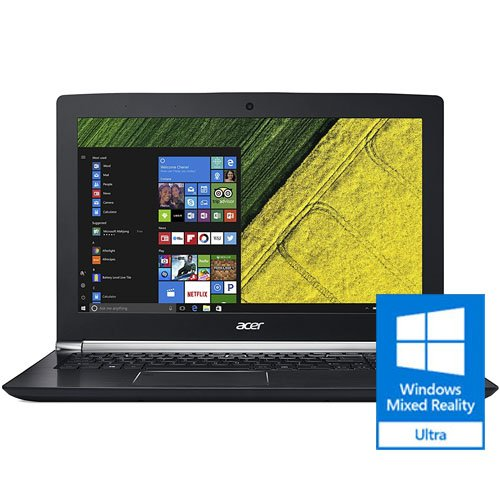Acer Aspire Vn7 5913G-73KV Laptop (Windows 10, 16GB RAM, 1000GB HDD) Black Price in India