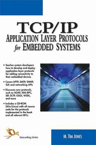 TCP/IP Application Layer Protocol for Embedded Systems por M. Tim Jones