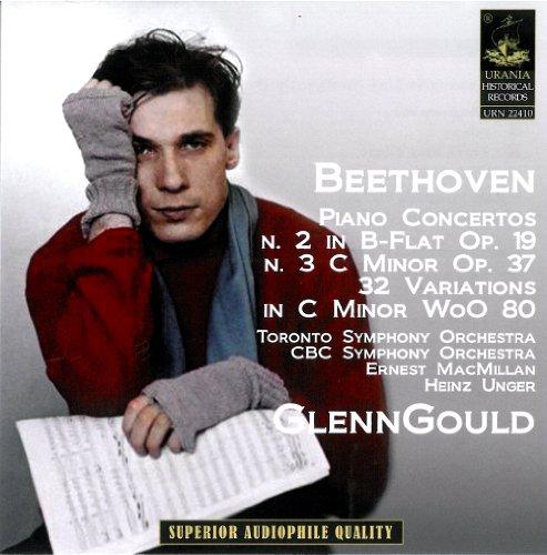 Beethoven:Piano Concertos 2&3 -