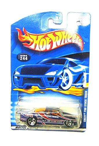 #2000-244 Chevy Pro Stock Truck Collectible Collector Car Mattel Hot Wheels 1:64 Scale by Hot Wheels