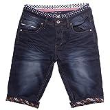 Pantalones cortos JoggJeans para hombres Kingdom ID1418 Cinturón elástico, Größe-Shorts:W31,...