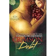 Crimson Debt: Book 1 in the Born to Darkness series: (Paranormal BBW Vampire Romance) (English Edition)