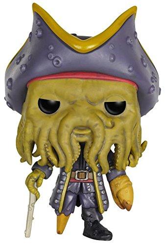 Funko Pop Davy Jones (Piratas del Caribe 174) Funko Pop Disney