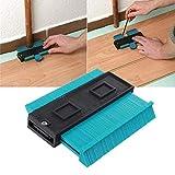 Duplicatore di contorni, scala di plastica dell'ABS Righello di profilo irregolare della calandra/calibro di profilo 5 '' Facile da usare