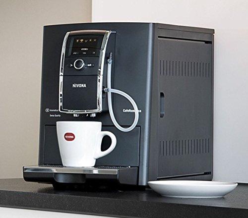 Nivona 841 CafeRomatica Kaffeevollautomat schwarz